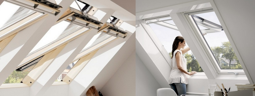 velux projection rotation